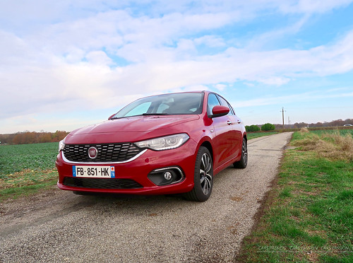 Essai Fiat Tipo | by dsgforever