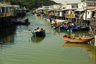 Tai O | by diamir8000