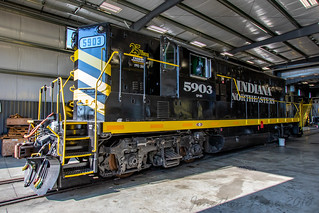 Indiana Northeastern GP9H #5903 | by conrail6809
