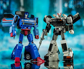 Xtransbots Savant and Prowl!!! | by ricemaster76