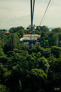 Singapore cable ride view 2 | by znuich