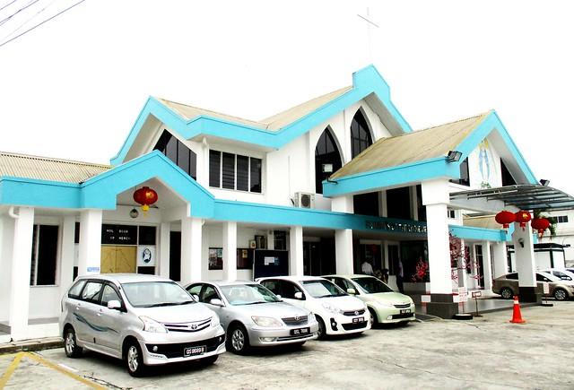 St Mary's Sibu