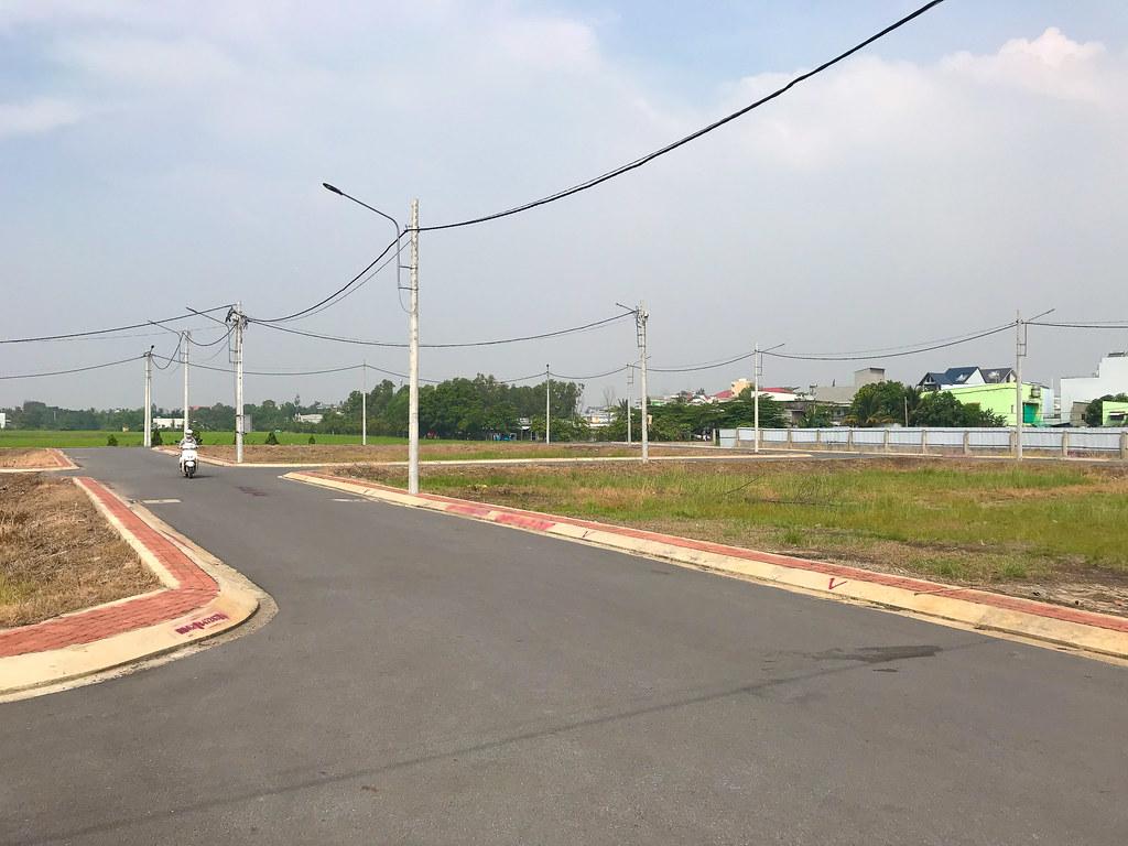 Hình ảnh thực tế tại dự án đất nền Bình Chánh Tân Kiên 5
