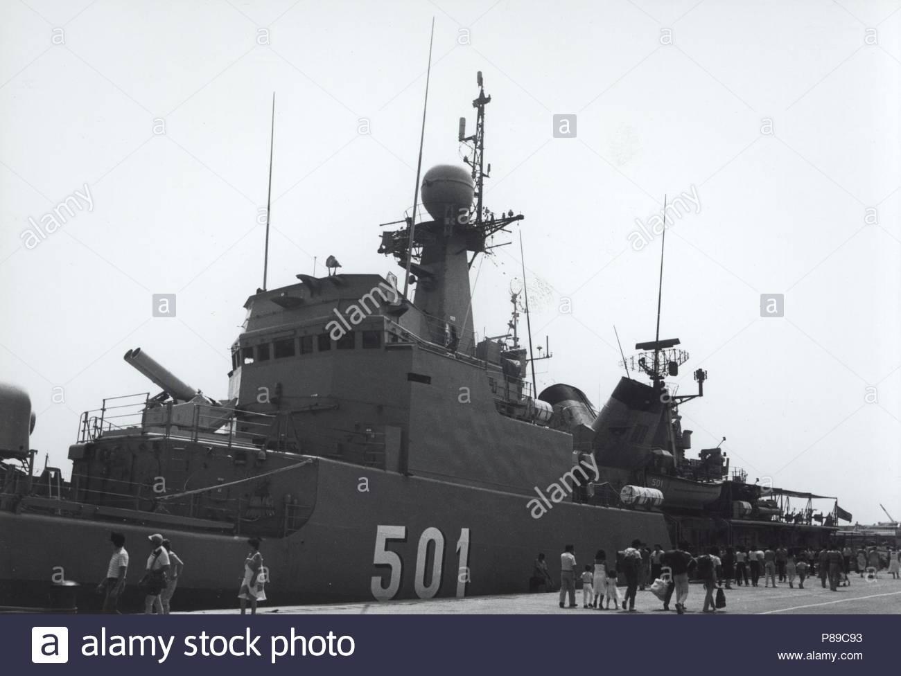Royal Moroccan Navy Descubierta Frigate / Patrouilleur Océanique Lt Cl Errahmani - Bâtiment École - Page 3 44833309135_9058782476_o