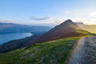 Borrowdale walk Lake District - Catbells Fell | by www.beckythetraveller.com