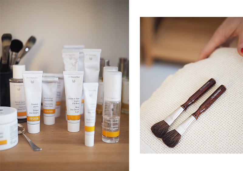 Dr. Hauschka kosmetologi Ihohoitola Lupaus