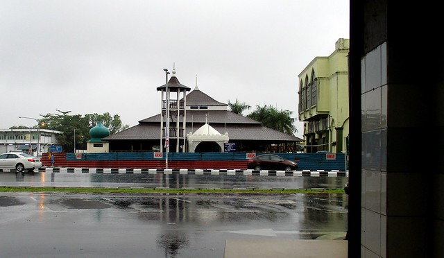 Old Sibu mosque
