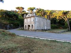 Chapelle du col de Santa Lucia