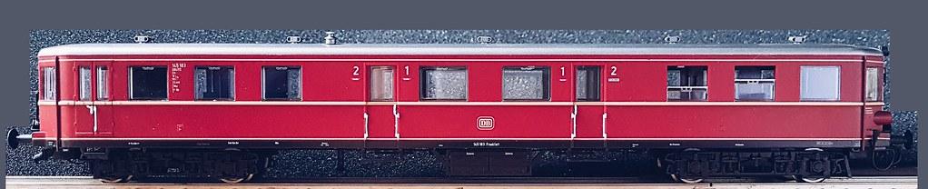 VS 145 DB IIIb Hobbytrain Kato Lemke