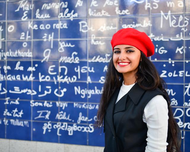 Mural del amor de París