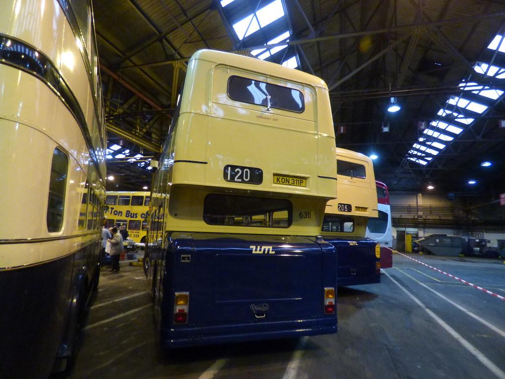 Wm Travel On The 120 Yardley Wood Bus Garage 80th Birthd Flickr