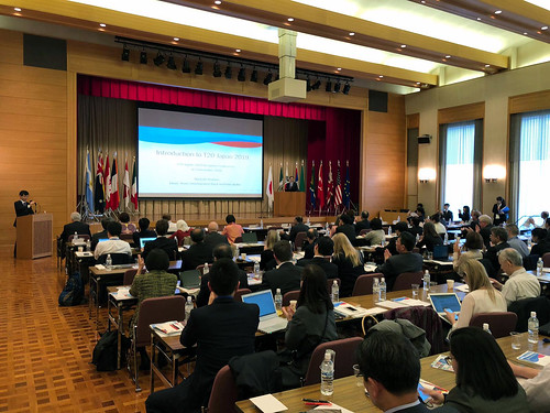 Think20 Japan Inception Conference | by ADB Institute