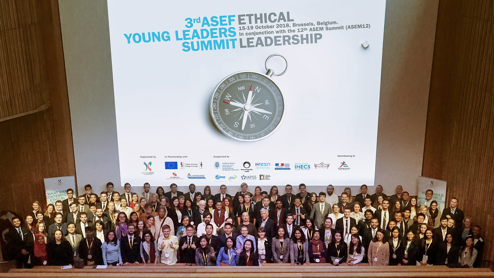 3rd ASEF Young Leaders Summit (ASEFYLS3) on Ethical Leadership