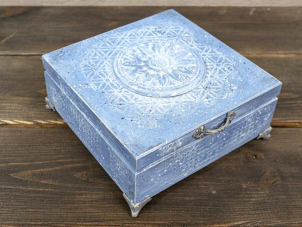 pudełko niebieskie 1