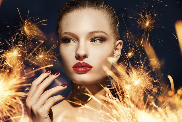 look Midnight Wish de Dior