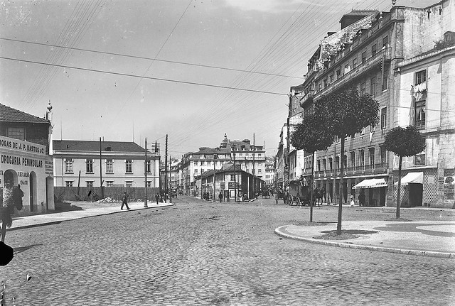 Campo das Cebolas, Lisboa (P. Guedes, 1940)
