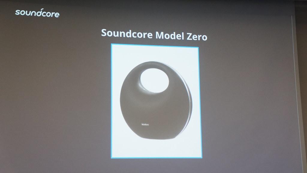 Soundcore Model Zero