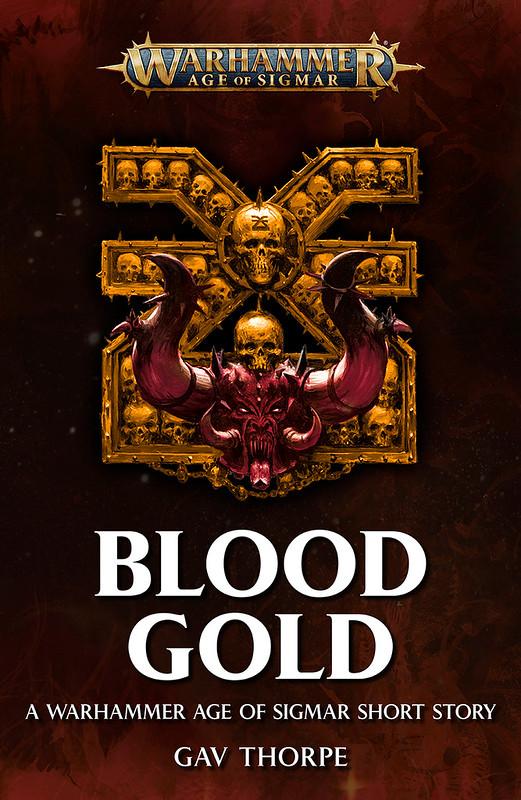 «Кровавое золото», Гэв Торп | Blood Gold by Gav Thorpe