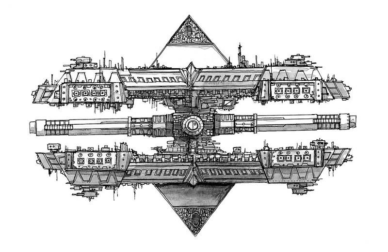 «Чёрнокаменная крепость» | Blackstone Fortress