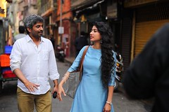 PadiPadiLecheManasu Movie Working Stills