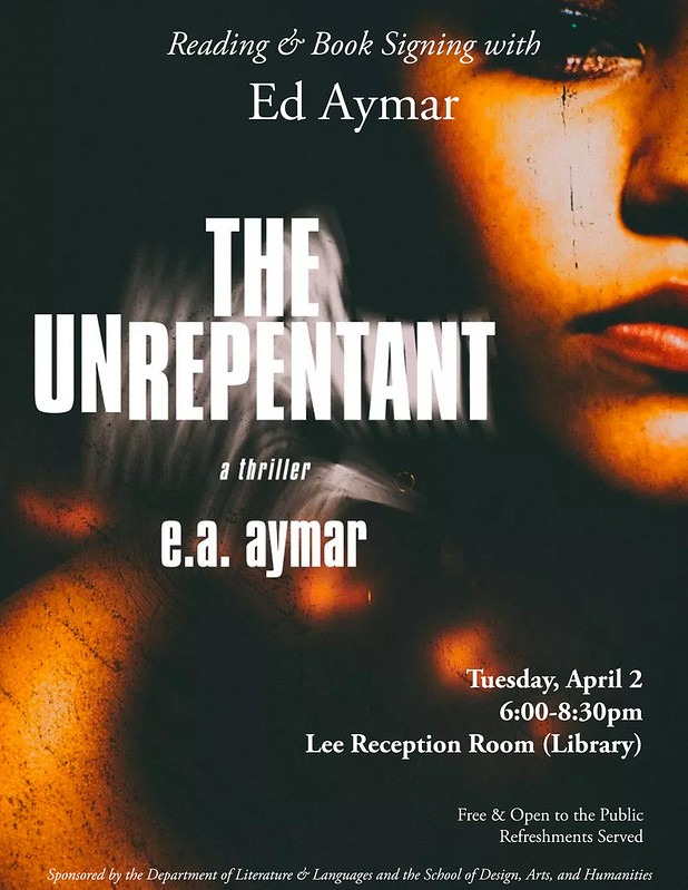 Reading and Signing with Ed Aymar