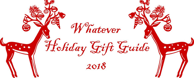 Whatever Holiday Gift Guide 2018 Day One Traditionally Published