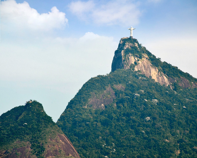 Cerro Corcovado uno de los lugares más importantes que visitar en Rio de Janeiro