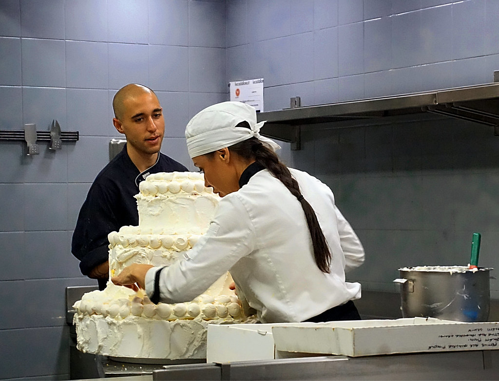 Hochzeitstorte Wedding Cake Verona Italien Ingrid Eulenfan