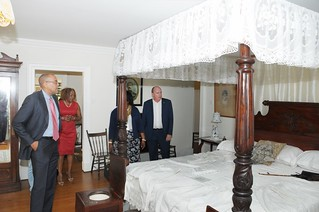 Reopening of Sunbury Great House (10) | by barbadosgovernmentinformationservice
