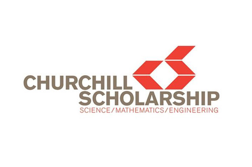 Churchill Scholarship logo