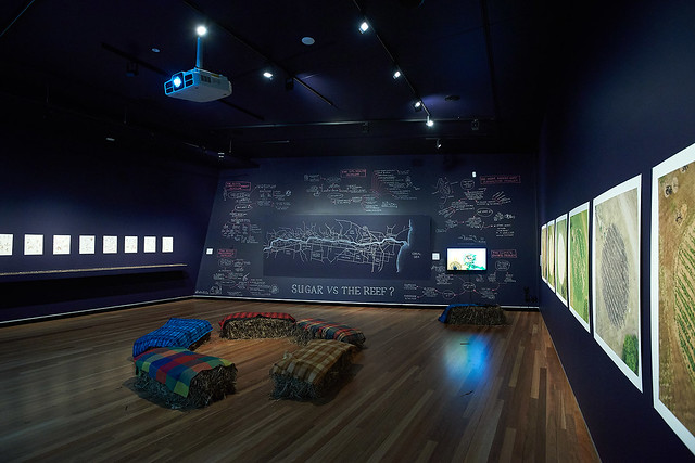 installation view of the exhibition 2