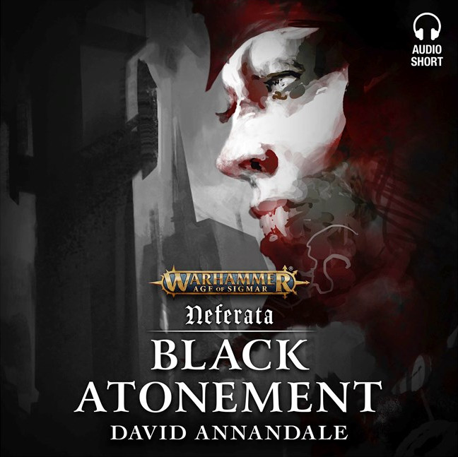 «Чёрная расплата», Дэвид Аннандейл | Black Atonement by David Annandale