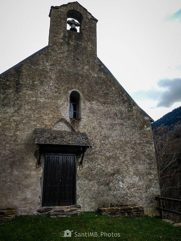 Iglesia románica de Sant Joan de Toran
