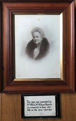 Photo of Mrs Roscoe