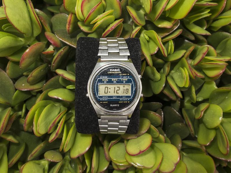 "Casio 60QR-22 ""Cronograph"" y la idea de  Kikuo Ibe 43992329730_07db21a905_c"