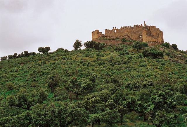 Castillo de Marmionda (Portezuelo, Valle del Alagón)