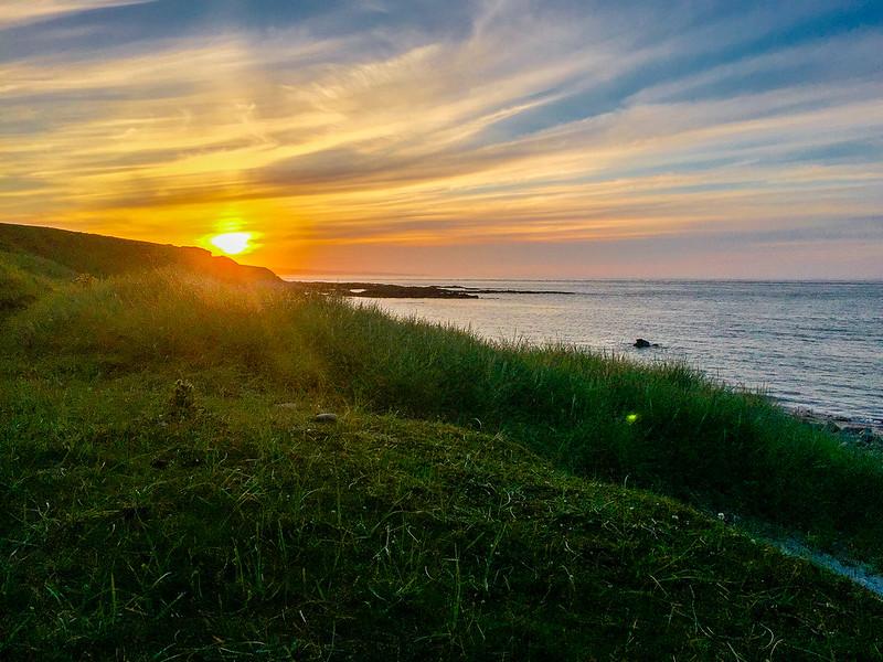 John o'Groats Sunset