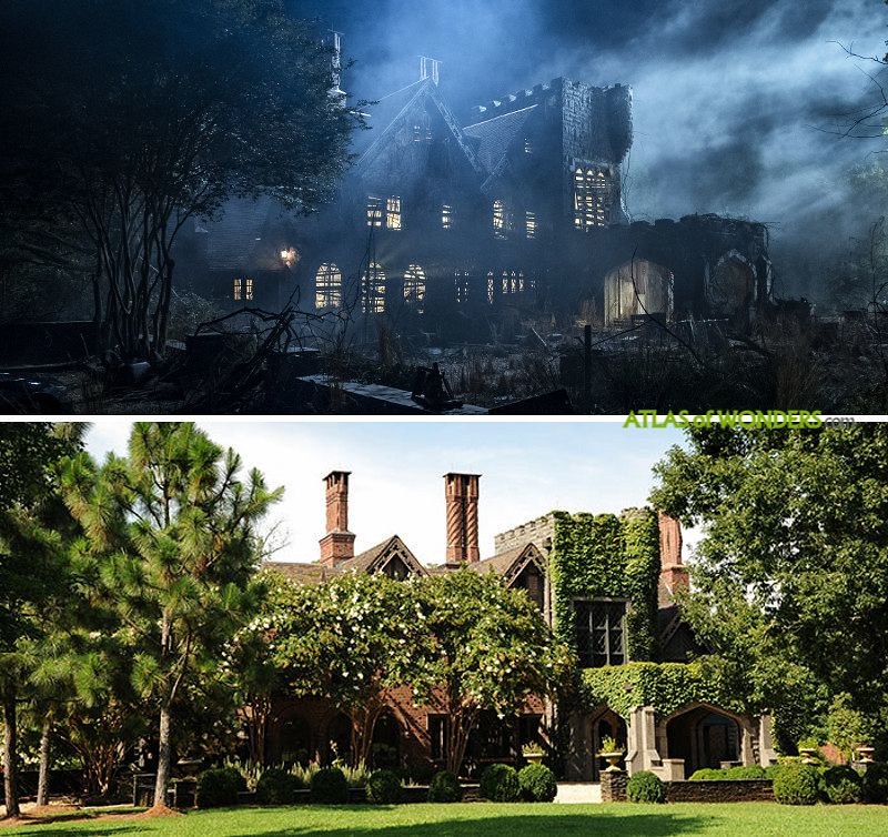 The Haunting of Hill House location - Filming locations for