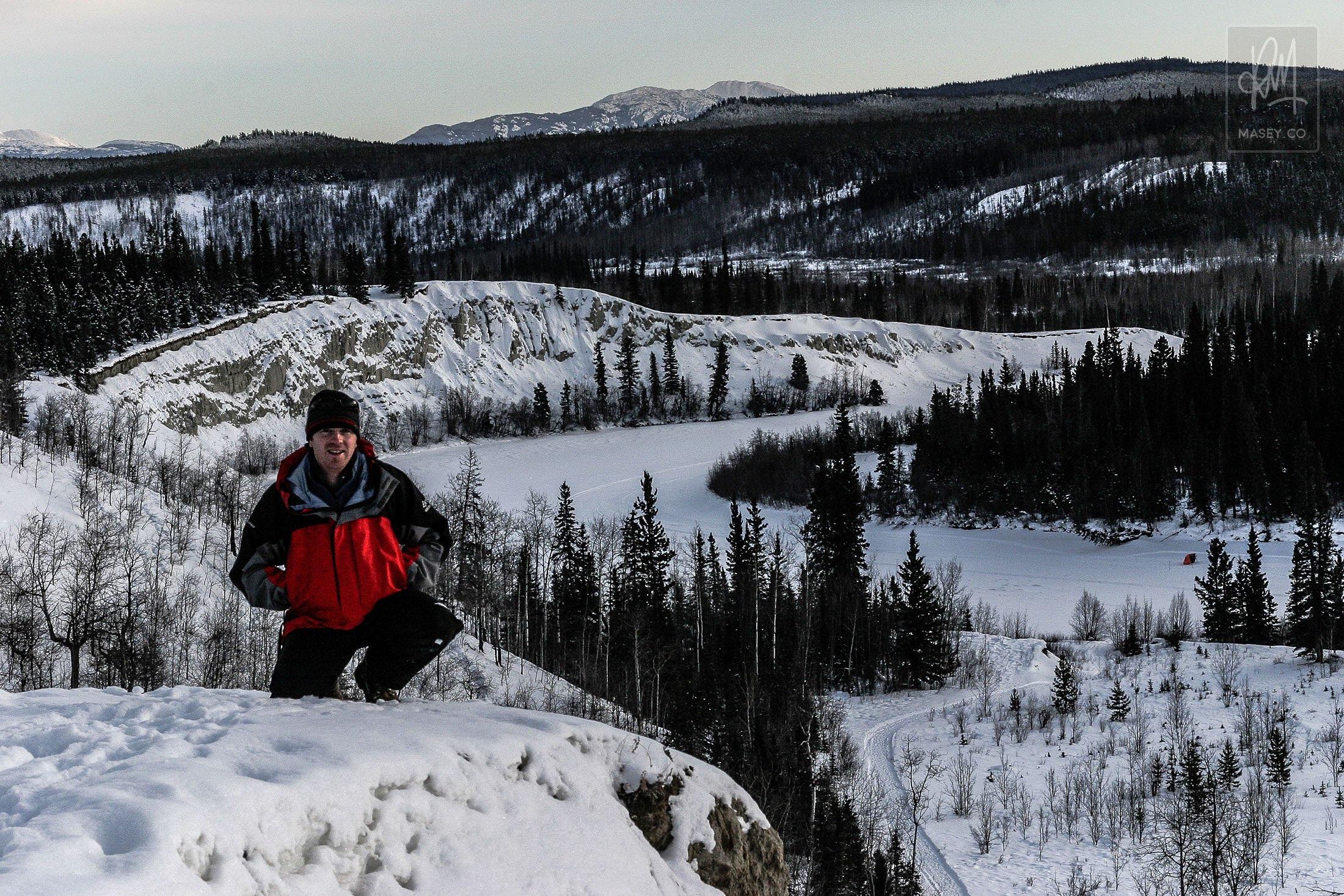 2007 Yukon Quest - Whitehorse, Yukon