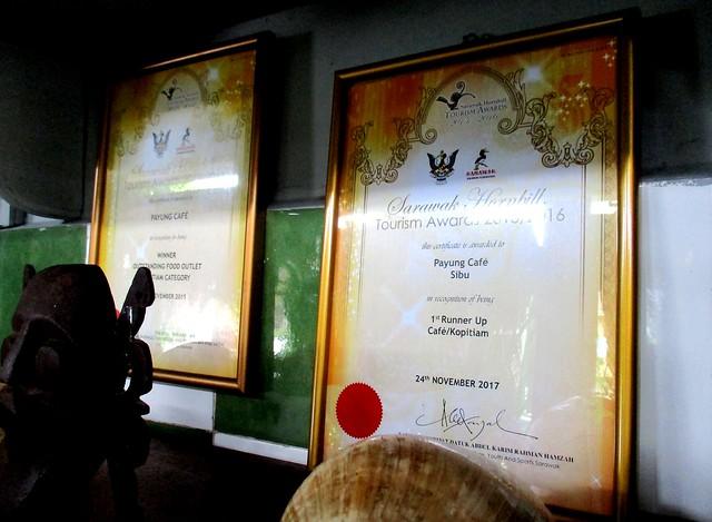 Sarawak Hornbill Tourism Awards