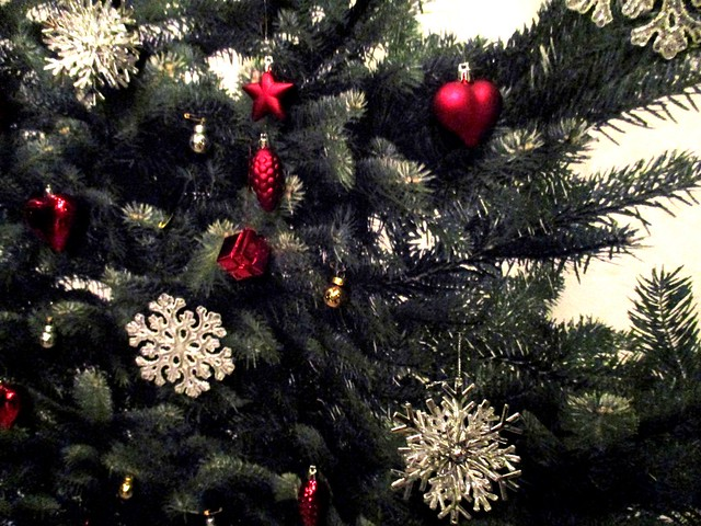 Payung Cafe Christmas tree 2