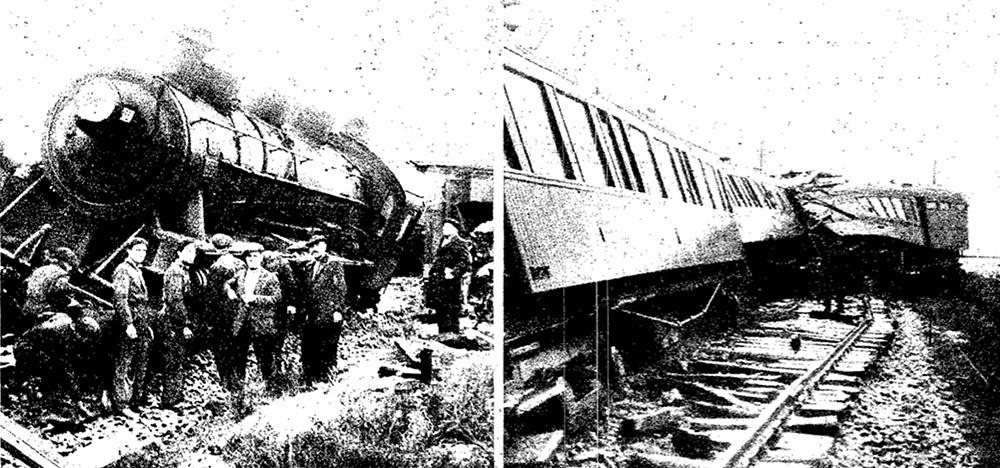España 1933: cuando la ultraizquierda descarriló tres trenes tras una victoria electoral derechista 31330224887_2d53910be6_b