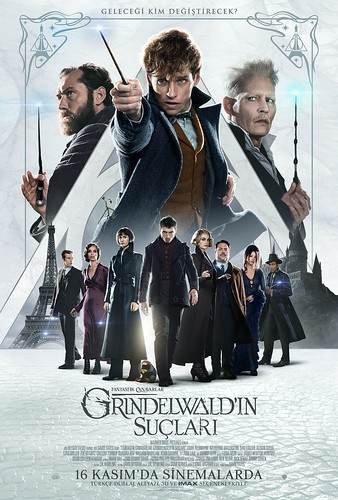 Fantastik Canavarlar: Grindelwald'ın Suçları - Fantastic Beasts: The Crimes of Grindelwald
