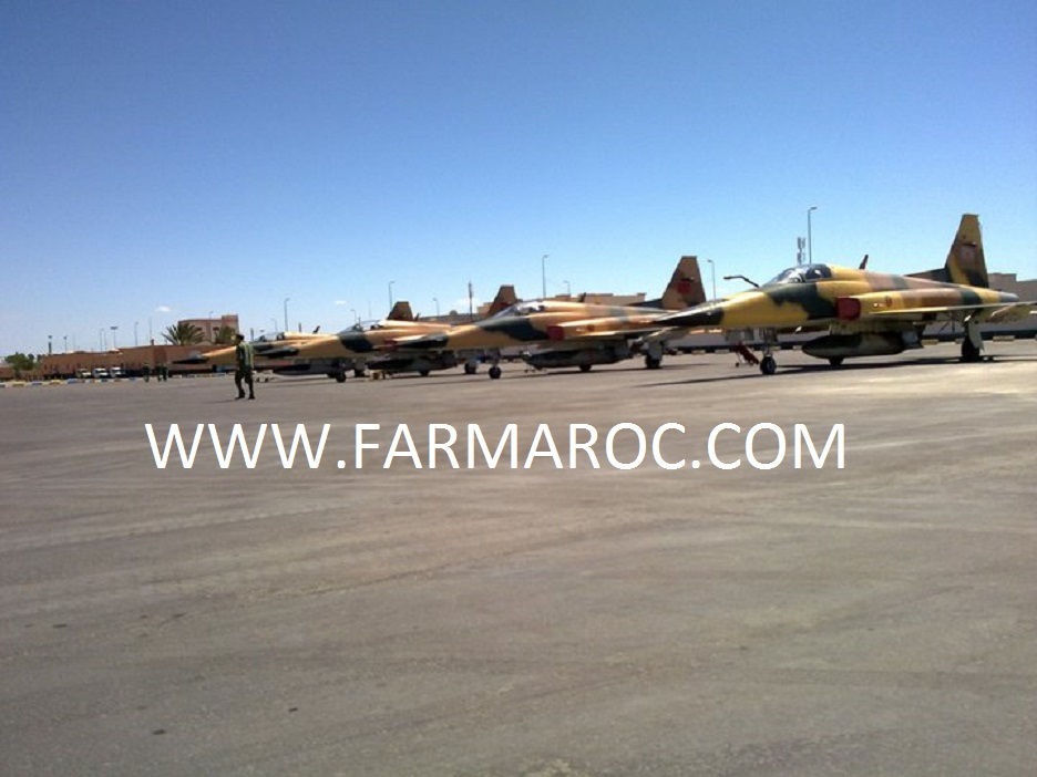 FRA: Photos F-5 marocains / Moroccan F-5  - Page 12 45037499914_5d9bbe4641_o