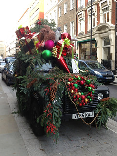 Seasons Greetings from Savile Row | by paulwaynemoore