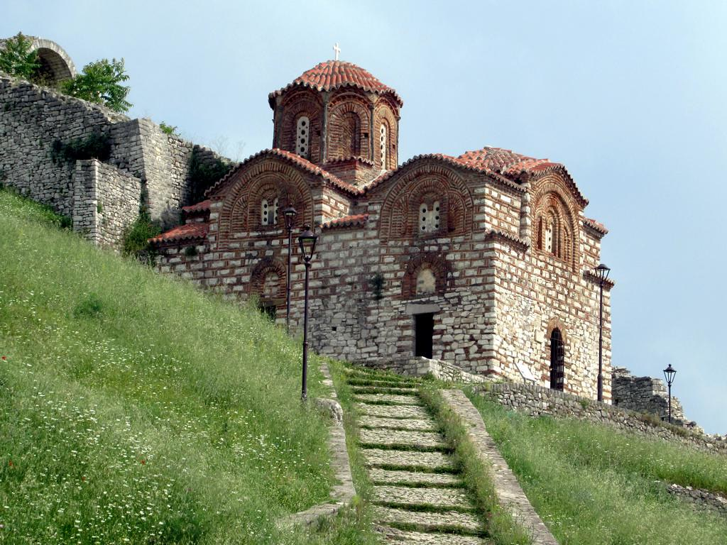 Image result for holy trinity church berat