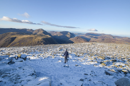 Borrowdale Walk to Great Gable Fell | by www.beckythetraveller.com