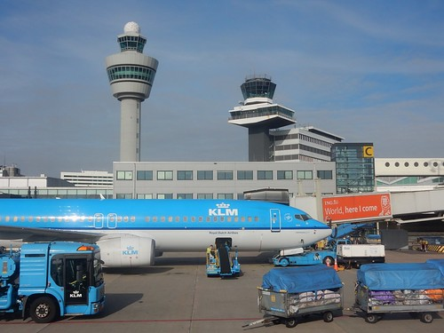 KLM on Home Base | by mikecogh