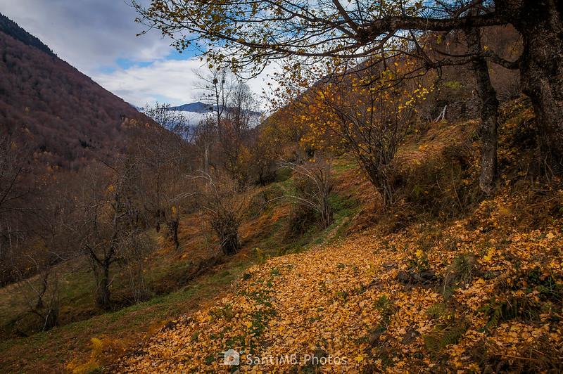 Salida de la Val de Toran