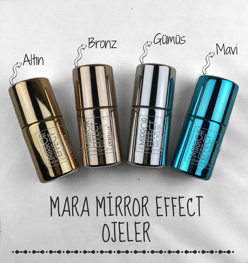 Mara Mirror Effect Nail Polish